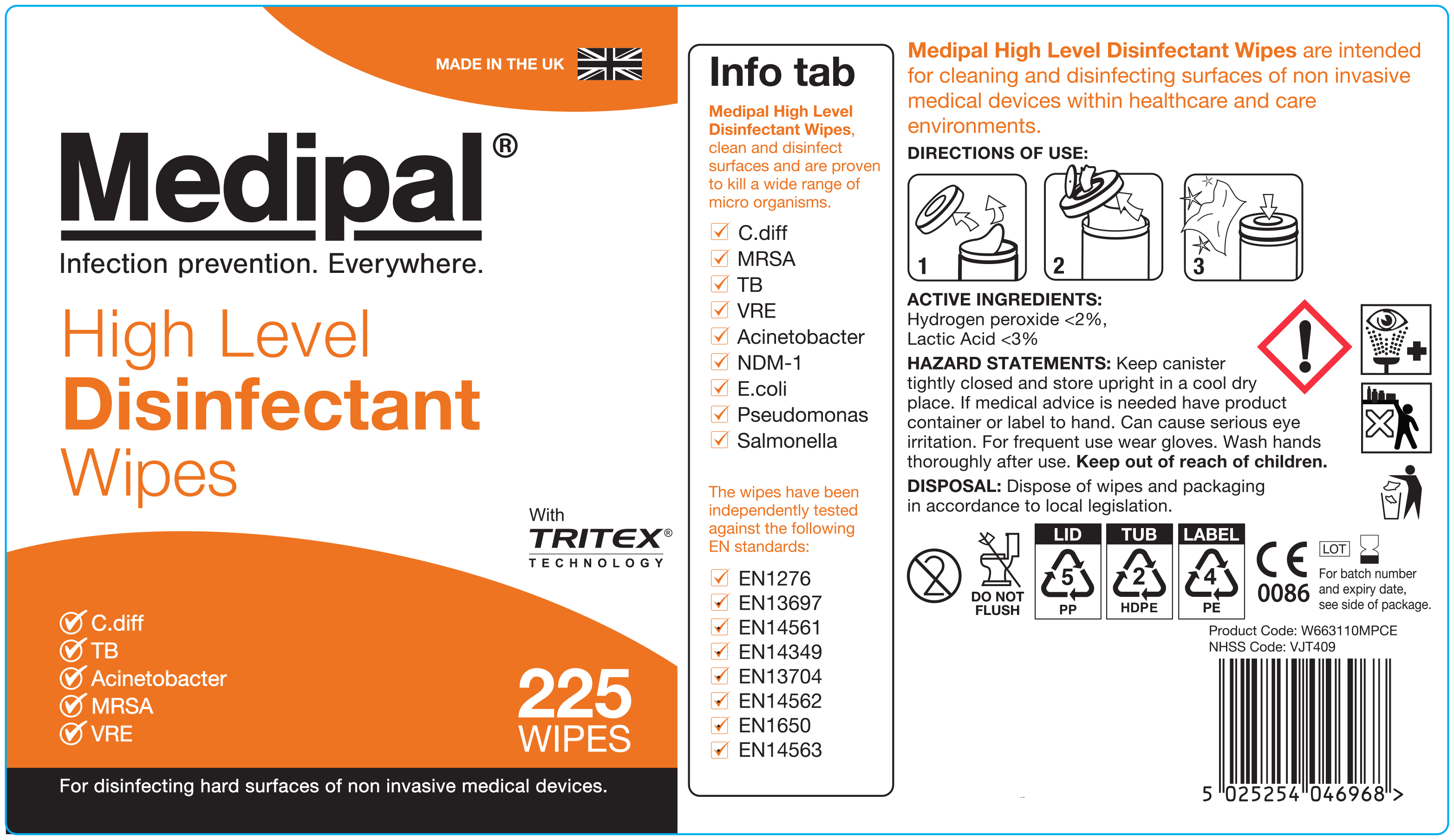 label products